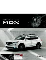 2022 Acura MDX Accessories