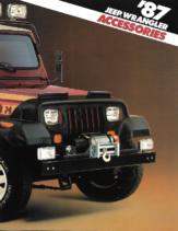 1987 Jeep Wrangler Accessories