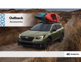 2020 Subaru Outback Accessories V2