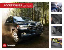 2020 Toyota Land Cruiser Accessories