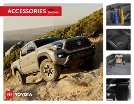 2020 Toyota Tacoma Accessories