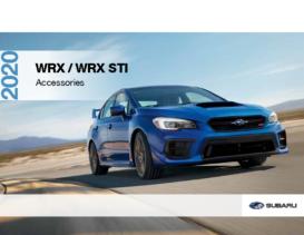 2020 Subaru WRX-STI Accessories