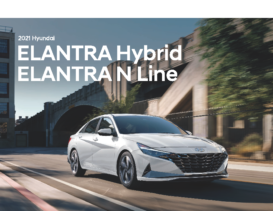 2021 Hyundai Elantra Hybrid-N Line