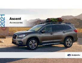 2021 Subaru Ascent Accessories