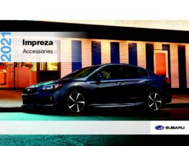 2021 Subaru Impreza Accessories
