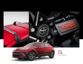 2021 Toyota C-HR Accessories